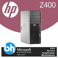 ورک استیشن HP Z400 WorkStation Cpu Intel Xeon W3680