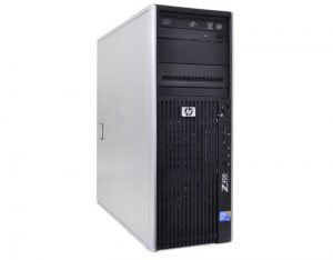 ورک استیشن Z400 WorkStation Cpu Intel Xeon E5640